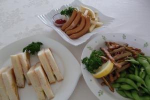 ブログ用【久米CC】コンペ会食
