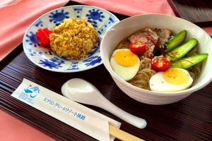 カンフー冷麺