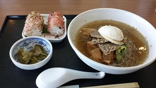【ブログ用】冷麺セット