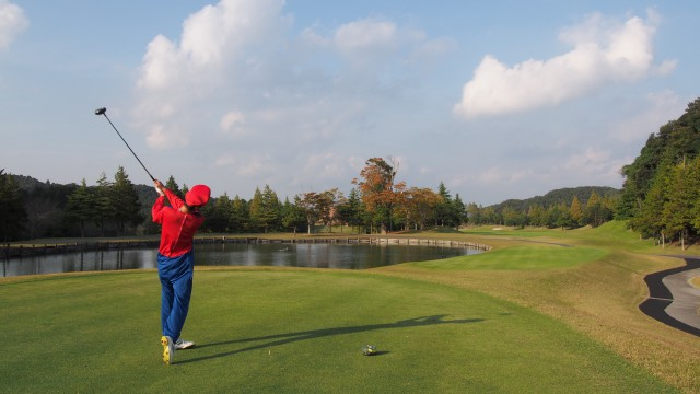 ハロウィンゴルフ
