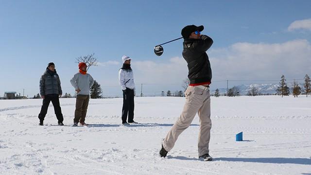 GDO ウィンターゴルフ