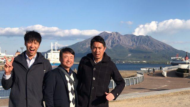 GDOモテゴル研究部2泊3日鹿児島ゴルフ旅行